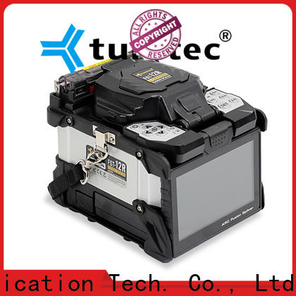 Tumtec optical fiber what is splicing machine supply for outdoor environment