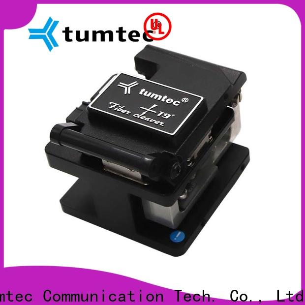 Tumtec fiber fiber cutter price inquire now for fiber optic field