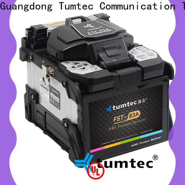 Tumtec six motor types of splicing in optical fiber for business on sale