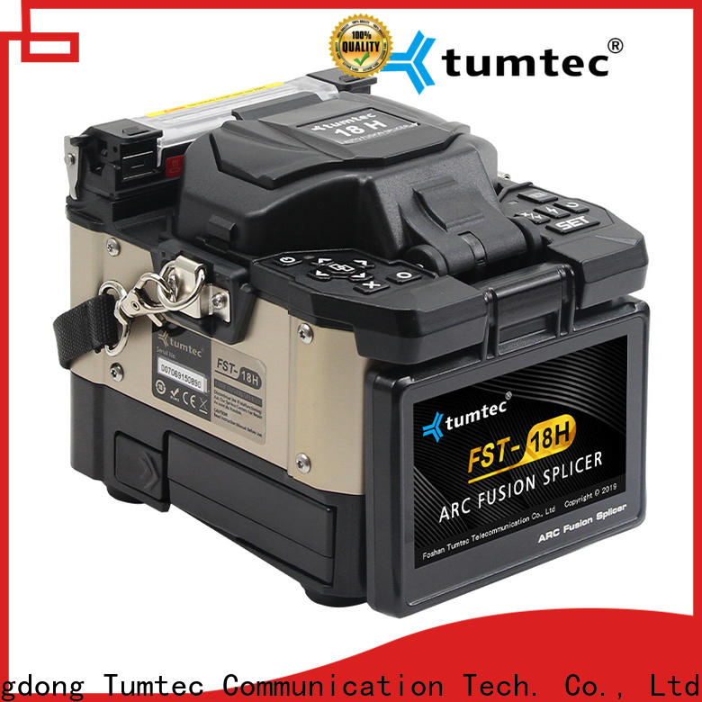Tumtec equipment splicing machines south africa best manufacturer for outdoor environment