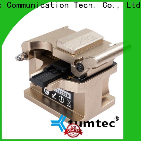 Tumtec fiber optical cleaver inquire now for fiber optic field