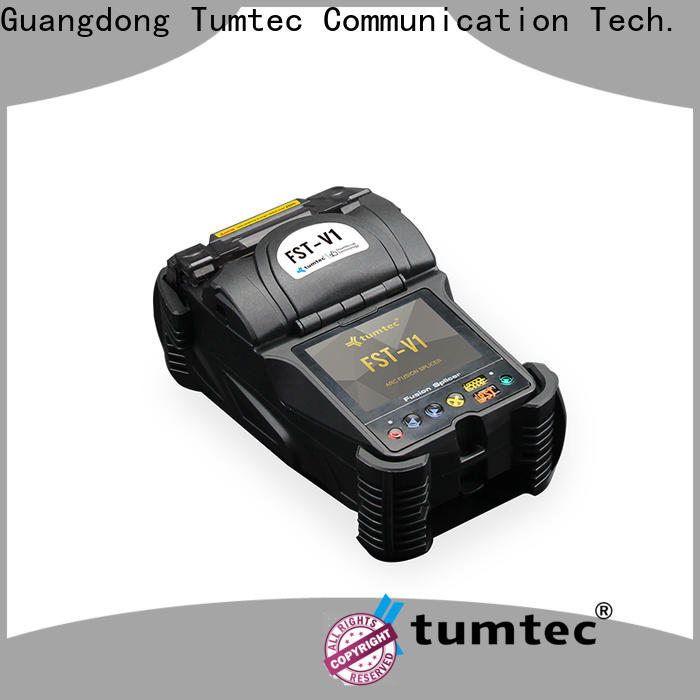 Tumtec v9 fiber optic joint reputable manufacturer directly sale for outdoor environment