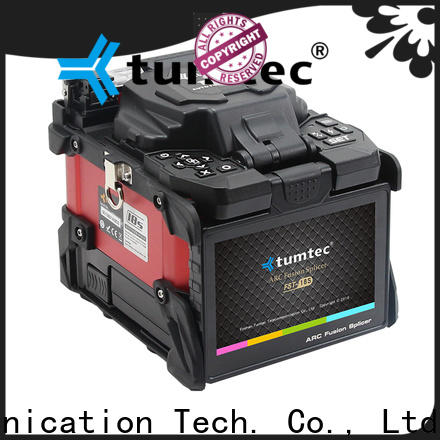Tumtec hot-sale fiber optic cable splicing equipment factory for outdoor environment