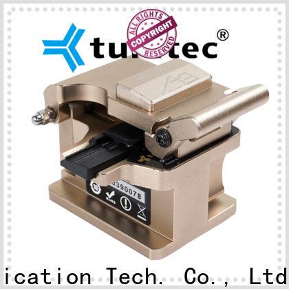 Tumtec excellent fiber optic splicing work factory for telecommunications