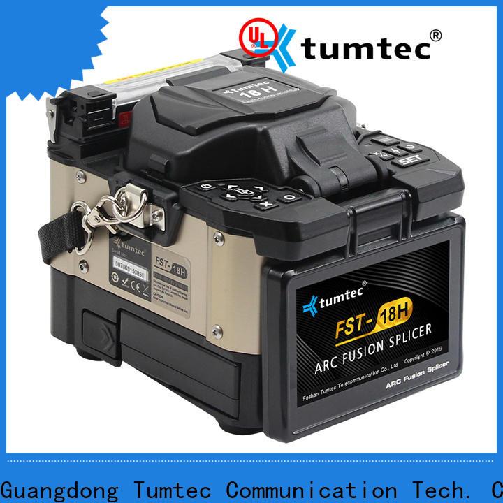 Tumtec worldwide fiber splicing contracts best manufacturer bulk buy