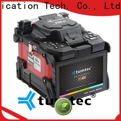 best price fiber splicing companies tumtec factory direct supply on sale