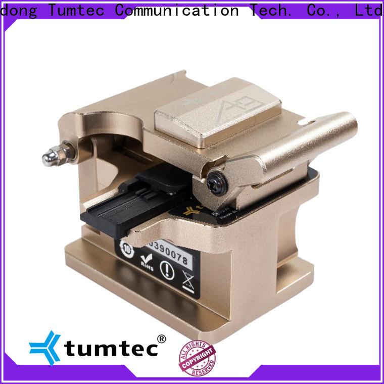 Tumtec precision splicing machine cleaver manufacturer on sale