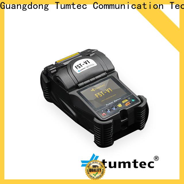 Tumtec hot-sale fiber optic splicing companies wholesale for fiber optic solution bulk production