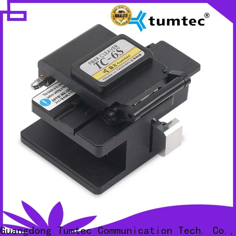Tumtec high efficiency plastic optical fiber manufacturer for sale