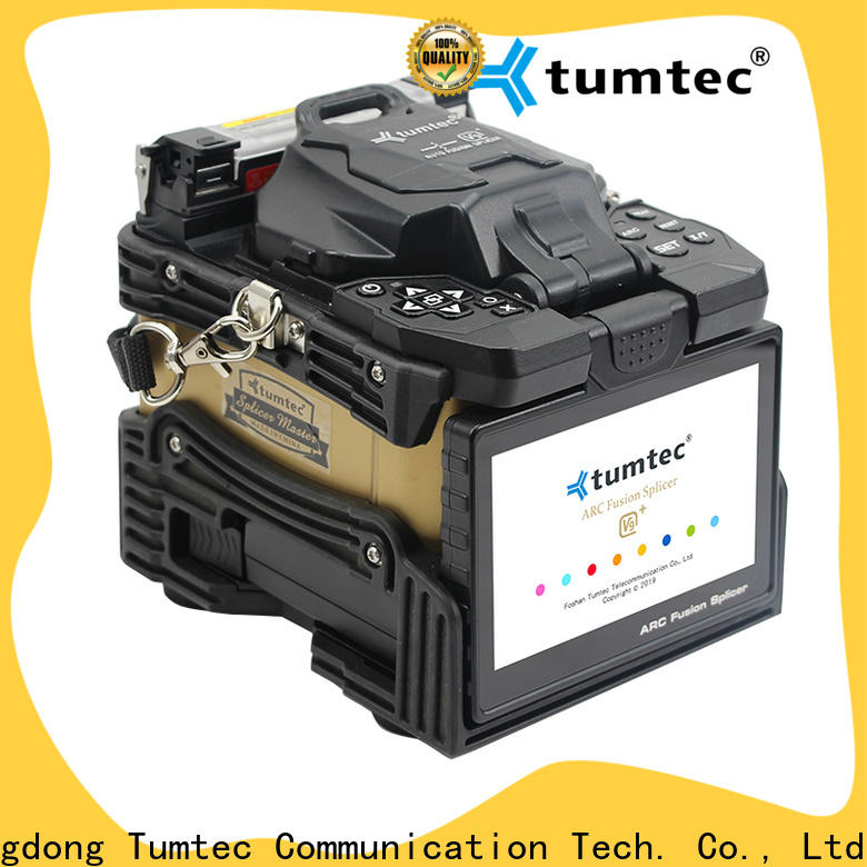 Tumtec tumtec fiber splicing meaning with good price for outdoor environment
