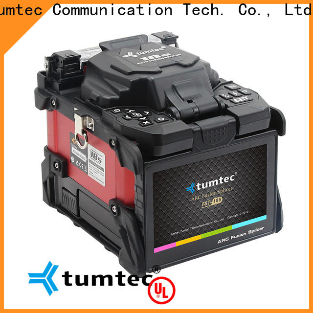 Tumtec best price fiber splicing tool kit factory directly sale for outdoor environment