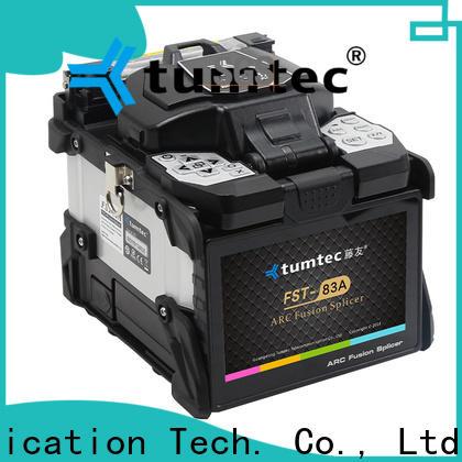 Tumtec four motors fiber optic closure factory for telecommunications