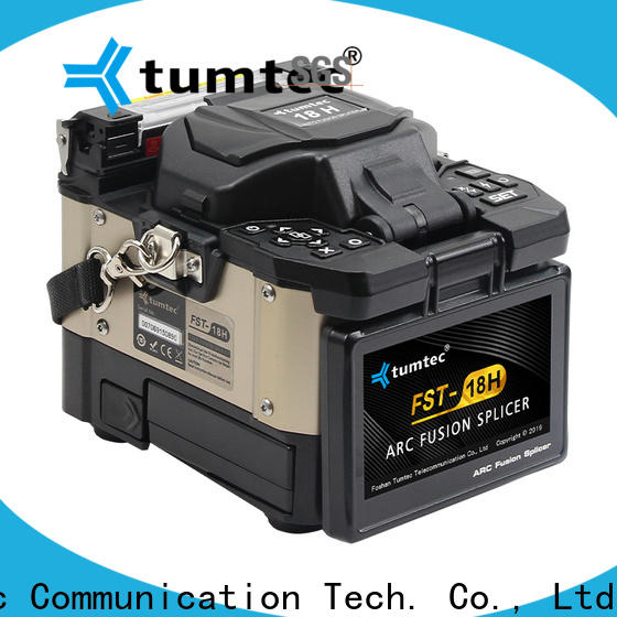 Tumtec professional second hand splicing machine factory directly sale for outdoor environment