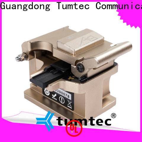 Tumtec tc6s sumitomo fc 7 cleaver with good price for fiber optic solution