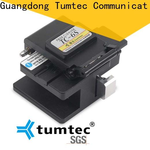 Tumtec high efficiency fiber optic ribbon supplier for telecommunications