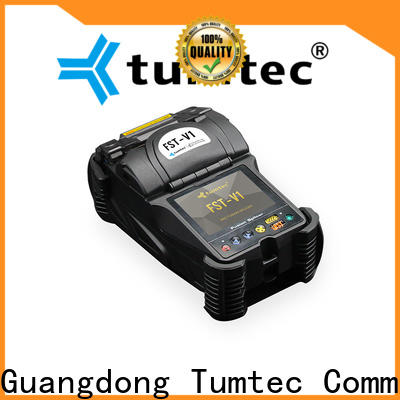 Tumtec high quality fiber optic splicing machine price in uae from China for telecommunications