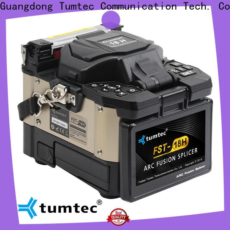 Tumtec effective fiber optic fusion wholesale on sale