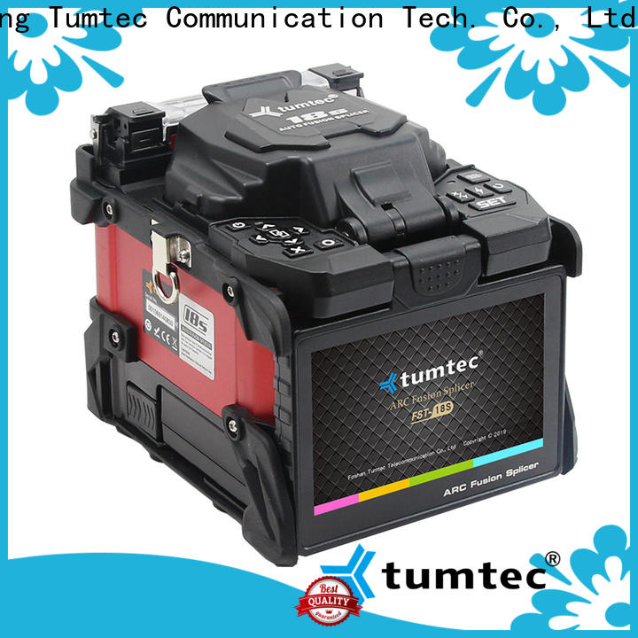Tumtec 83a fiber splicing equipment wholesale for telecommunications