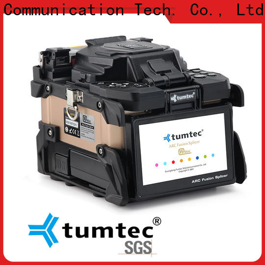 Tumtec professional fusion fibre supply for outdoor environment