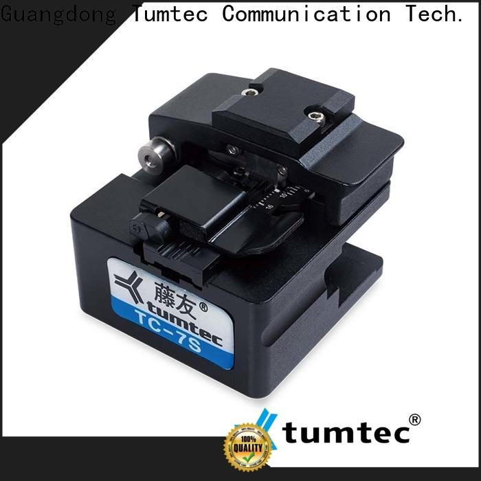 Tumtec t9 fiber optic splicing bucket truck factory bulk buy