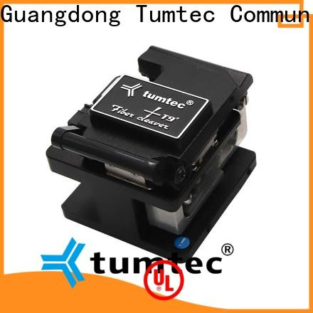 Tumtec reliable precision cleaver suppliers for fiber optic solution