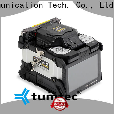cheap fiber optic splicing machine v9 mini manufacturer for sale