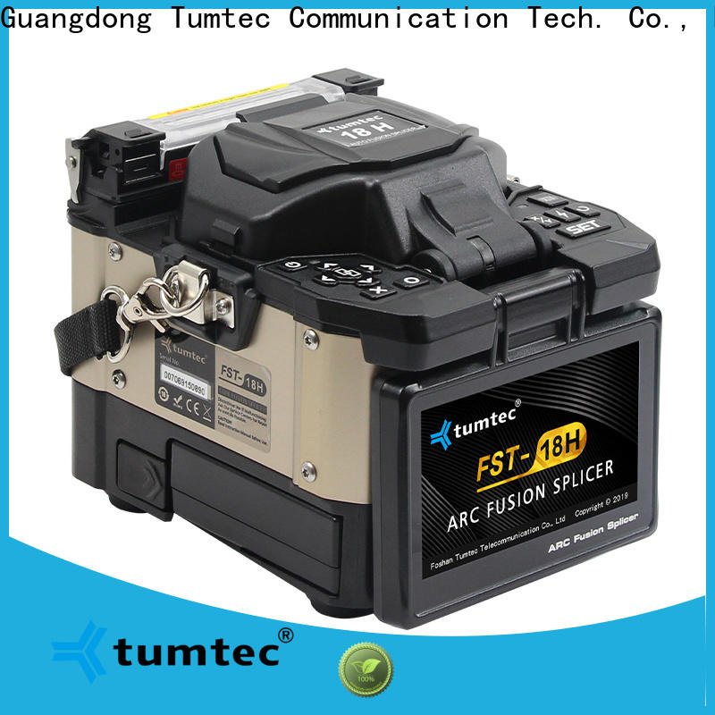 Tumtec 83a splicing machine price in pakistan factory directly sale for sale