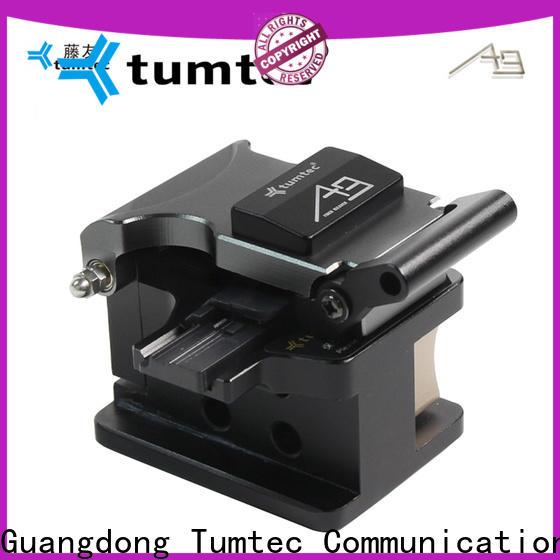 Tumtec practical fiber optic cleaver tool manufacturers for telecommunications