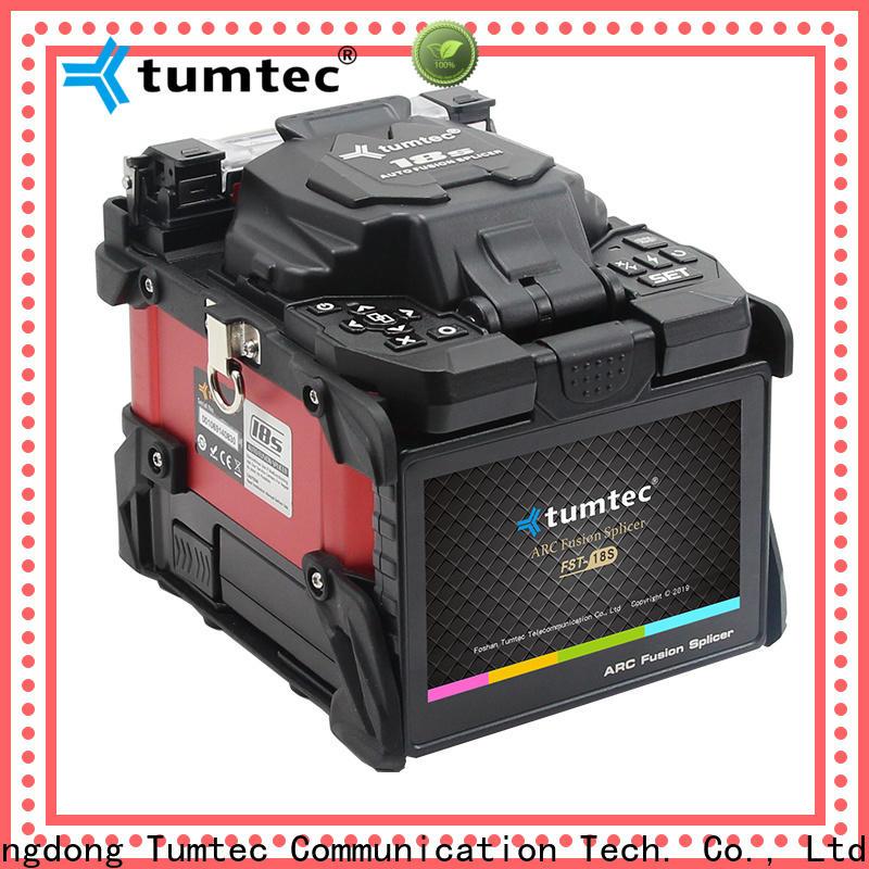 Tumtec Tumtec splicing machine price in pakistan supplier for outdoor environment
