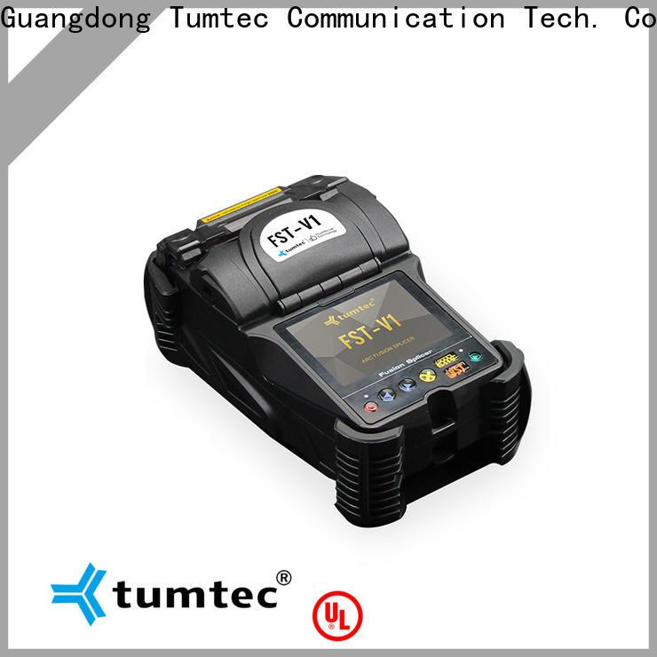 Tumtec hot-sale fusion fibre design for outdoor environment