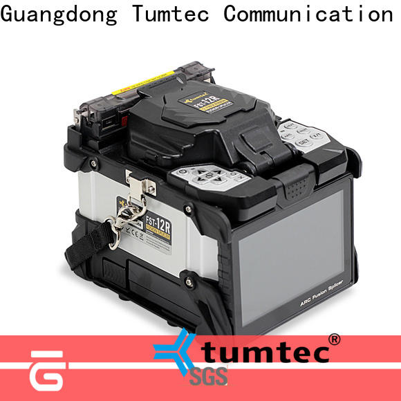 Tumtec cheap fiber joint machine price from China for telecommunications