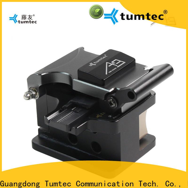Tumtec lightweight 100 ft fiber optic cable customized bulk production