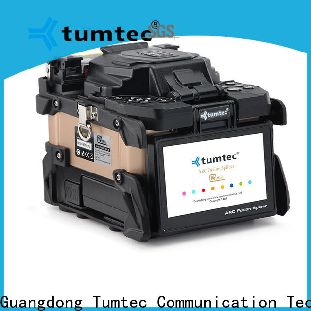 hot-sale optical fiber splicing machine fst18s reputable manufacturer directly sale for outdoor environment