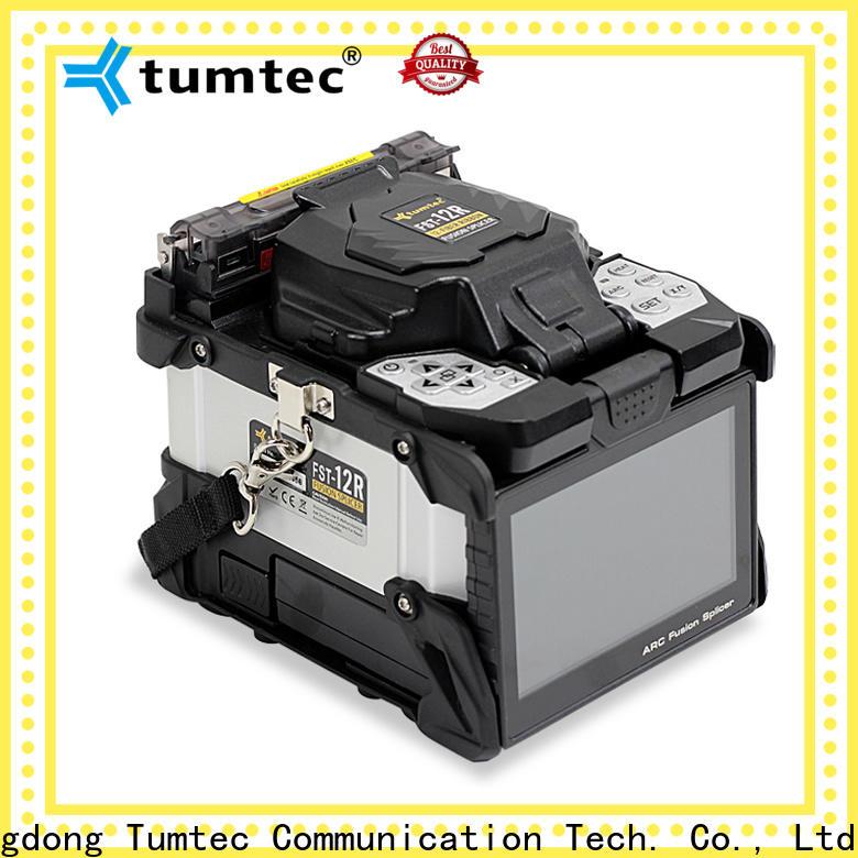 cheap fiber optic splicing machine price in uae v9 mini supplier for telecommunications