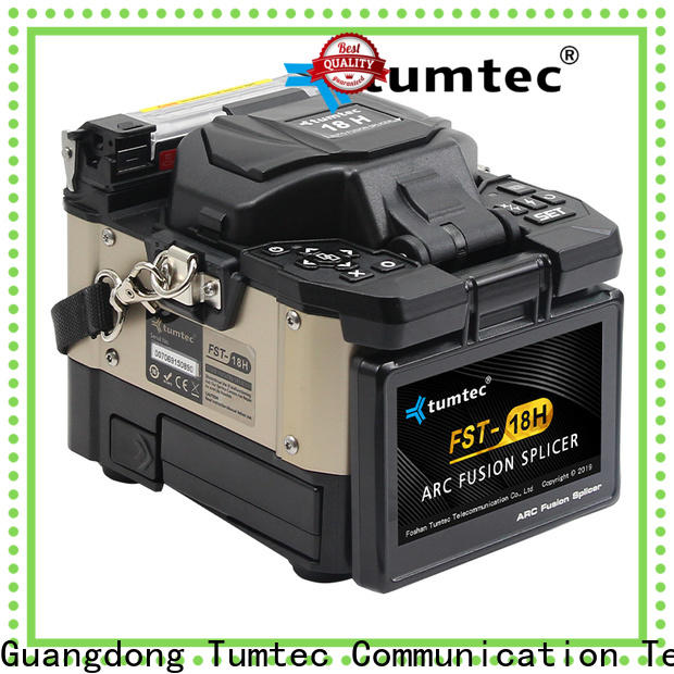 Tumtec professional fibre splicing machine price in south africa series for outdoor environment