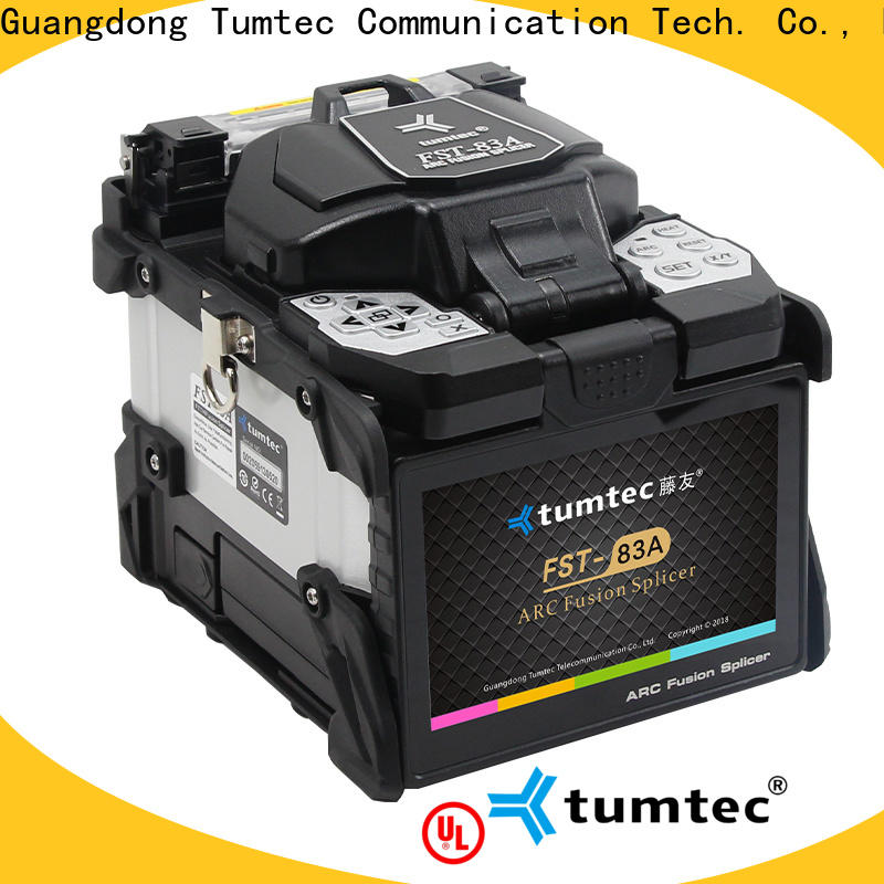 Tumtec oem odm fiber optic splicing tool kit reputable manufacturer directly sale for telecommunications