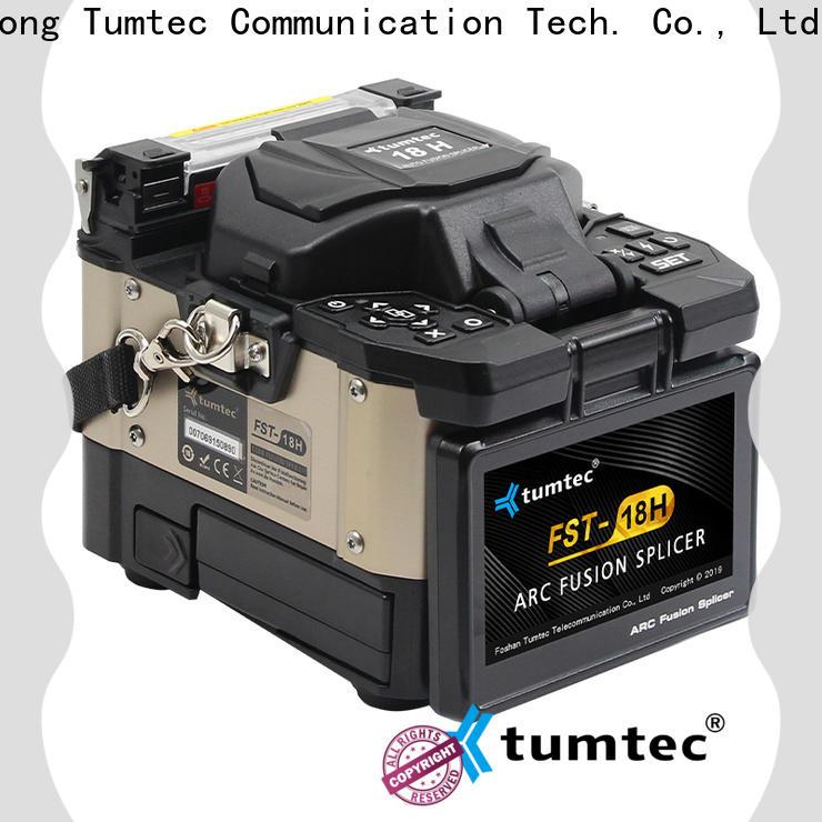 Tumtec cheap fibre jointer wholesale on sale