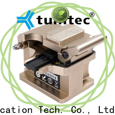 Tumtec practical fiber cleaver best supplier for fiber optic solution