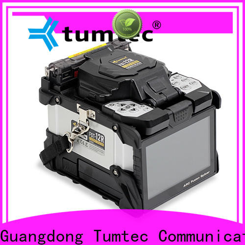 Tumtec Tumtec optical fiber fusion machine inquire now for fiber optic solution bulk production