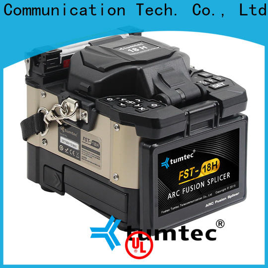 Tumtec hot-sale fiber optic jointer machine factory direct supply bulk buy