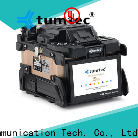 Tumtec worldwide fusion fibre factory directly sale for outdoor environment