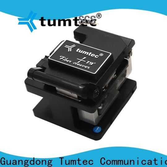 certificated precision fiber cleaver quality for telecommunications