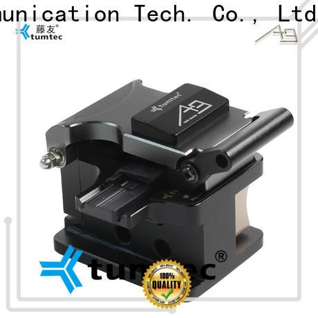Tumtec tcf8 high precision fiber cleaver manufacturer bulk production