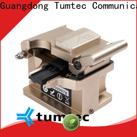 Tumtec unreserved service fiber cleaver price in india manufacturer for fiber optic field