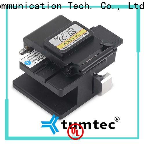 Tumtec tcf8 fiber optic cleave tool factory bulk production