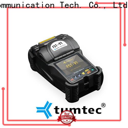 Tumtec tumtec fiber machine price for business for fiber optic solution bulk production