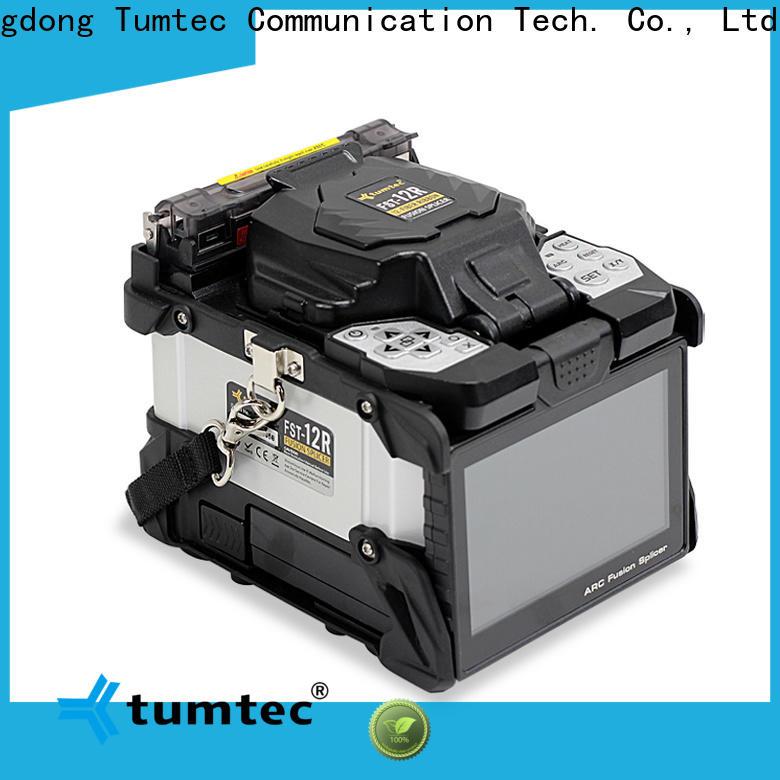 Tumtec hot-sale fiber optic cable splicing tools best supplier bulk buy