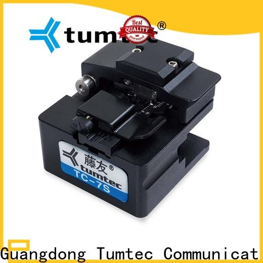 Tumtec reliable what is a fiber cleaver wholesale for telecommunications
