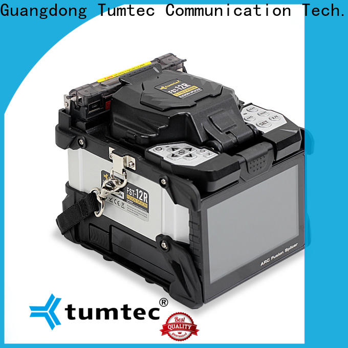 oem odm Fiber Splicing Machine six motor from China for telecommunications