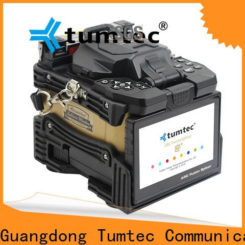 Tumtec optical fiber splicing machine fst18s inquire now for sale